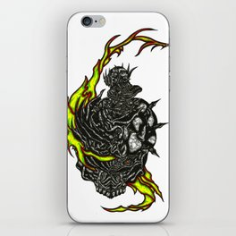 Instigator iPhone Skin