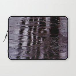 Morning Icicles Laptop Sleeve
