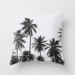 Palm 05 Throw Pillow