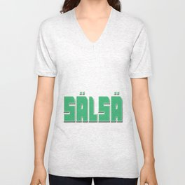 Salsa Simple Mind Unisex V-Neck