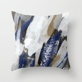 North Wind #1 Throw Pillow