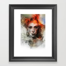 Mothcharmer Framed Art Print