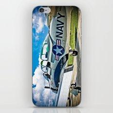 US Navy Airplane iPhone & iPod Skin