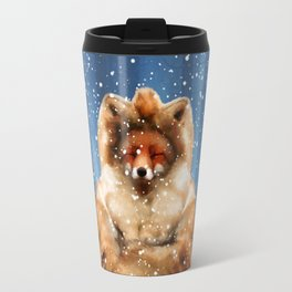 Fox frozen Travel Mug