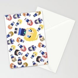 Pixel Eli Stationery Cards