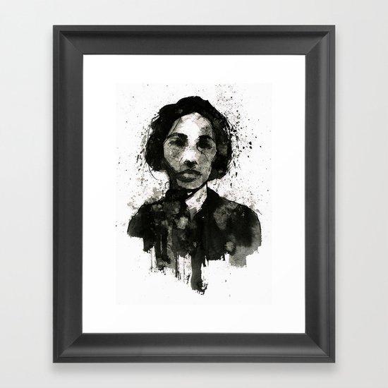 14-5-78 Framed Art Print