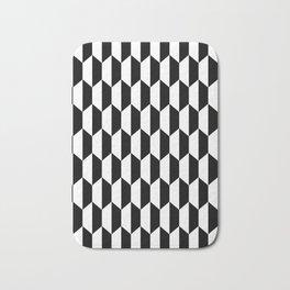 Hexa Checkers Bath Mat