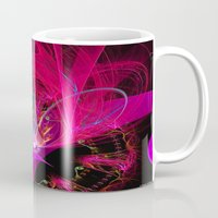 firefly Mugs featuring Firefly by Roger Wedegis