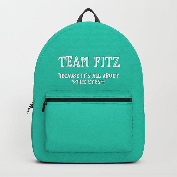 Team Fitz Rucksack