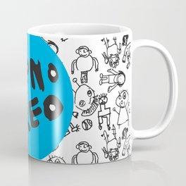 El equipo Coffee Mug