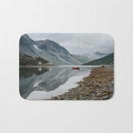 Norway I - Landscape and Nature Photography Bath Mat
