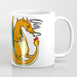 Charredizard Coffee Mug