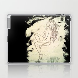 Black & White Dreams Laptop & iPad Skin