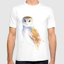 Evening Barn Owl T-shirt