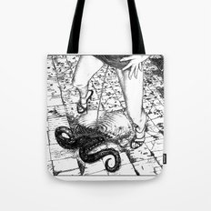 asc 616 - Les libations (Call upon His name and He will answer) Tote Bag