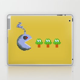March of Progress | videogame #tribute | #pixelart Laptop & iPad Skin