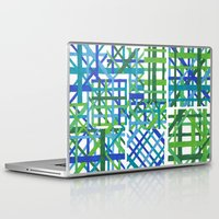 plaid Laptop & iPad Skins featuring Plaid by Smiley's Dreamboat