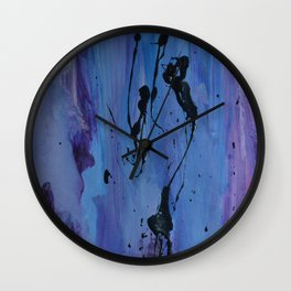 Fly Away with my Love Wall Clock