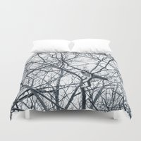 pigeon Duvet Covers featuring pigeon by Lama BOO