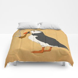 Puffin' Comforters