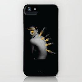 Back Scratch iPhone Case