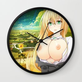 To Love-Ru - Tearju Lunatique 3 Wall Clock