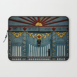 The Gate to Valhalla Laptop Sleeve