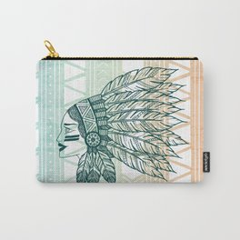 Native Warrior Carry-All Pouch