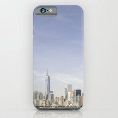 Lower Manhattan Skyline Slim Case iPhone 6s