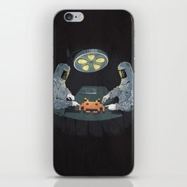 Alien Autopsy iPhone Skin