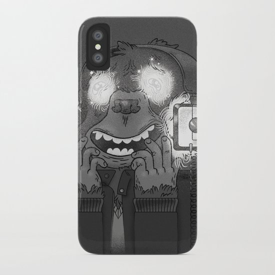 Overload iPhone Case