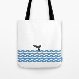 > tail Tote Bag