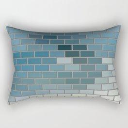 Colorful Tile Rectangular Pillow