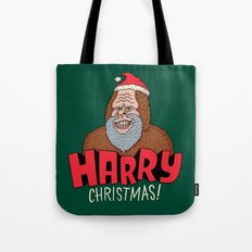 Harry Christmas! Tote Bag