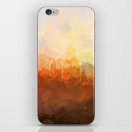 Cincinnati, Ohio Skyline - In the Clouds iPhone Skin
