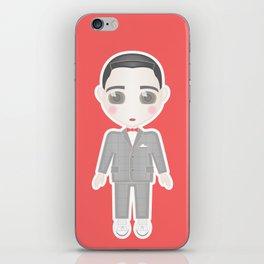Pee-Wee Herman iPhone Skin