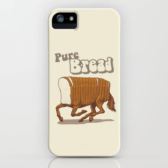 Pure Bread iPhone Case
