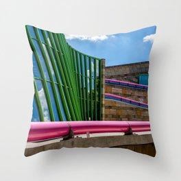 Neue Staatsgalerie Stuttgart Throw Pillow