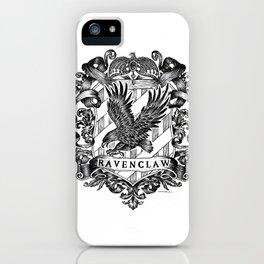 Ravenclaw Crest iPhone Case