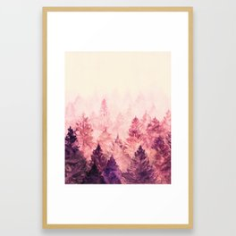 Fade Away III Framed Art Print