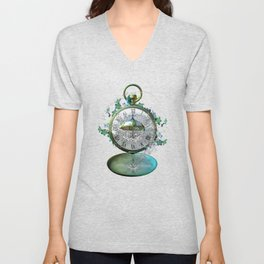 Timeless Flow Unisex V-Neck