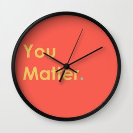 It's True You Know Wall Clock