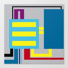 P.H. - Machine Canvas Print