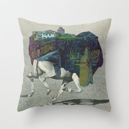Bastille Locomare Throw Pillow