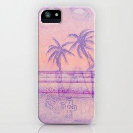 Surf God iPhone Case