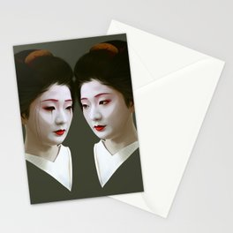 Geiko Stationery Cards