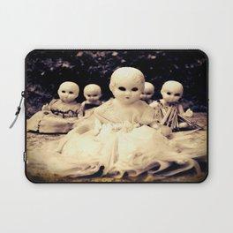 Ghostly Dolls Laptop Sleeve