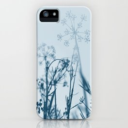 Blooming Sky iPhone Case