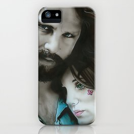 'Mr. Mojo Risin' And Pam' iPhone Case