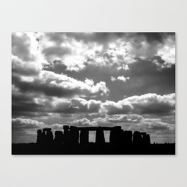 Spinal Tap Canvas Print